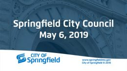 City Council Meeting – May 6, 2019