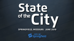 State of the City – June 6, 2019