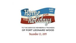 Home for the Holidays 2019