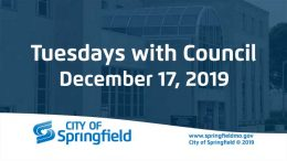 Tuesdays with Council – December 17, 2019