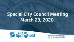 Special Council Meeting – March 23, 2020