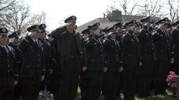 Burial Ceremony for Fallen SPD Officer Chris Walsh