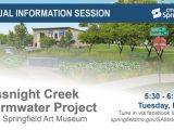 Virtual Public Info Session: Fassnight Creek SAM Stormwater Project| May 19, 2020