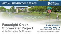 Virtual Public Info Session: Fassnight Creek SAM Stormwater Project| May 19, 2020