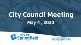 City Council Meeting – May 4, 2020