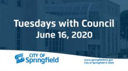 Tuesdays with Council – June 16, 2020