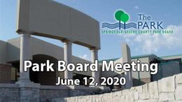 Park Board Meeting – June 12, 2020