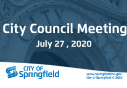 City Council Meeting – July 27, 2020