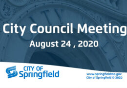 City Council Meeting – August 24, 2020