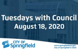 Tuesdays with Council – August 18, 2020