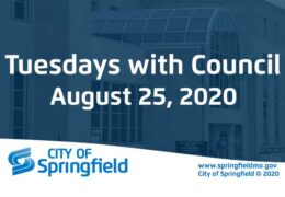 Tuesdays with Council – August 25, 2020