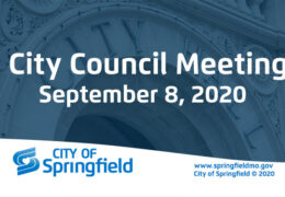 City Council Meeting – September 8, 2020