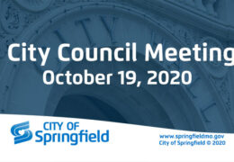City Council Meeting – October 19, 2020
