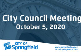 City Council Meeting – October 5, 2020
