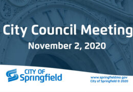 City Council Meeting – November 2, 2020