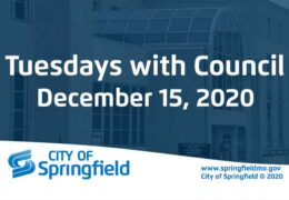 Tuesdays with Council – December 15, 2020