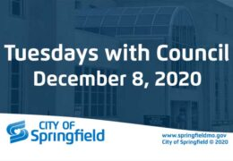 Tuesdays with Council – December 8, 2020