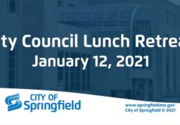 City Council Lunch Retreat – January 12, 2021