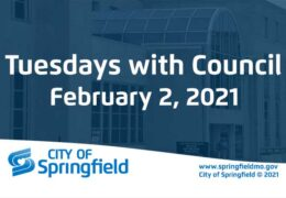 Tuesdays with Council – February 2, 2021