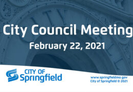 City Council Meeting – February 22, 2021