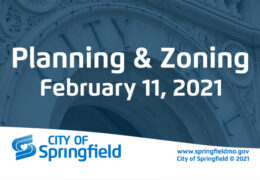Planning & Zoning Meeting -February 11, 2021
