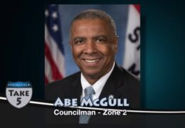 Take 5 with Zone 2 Councilman Abe McGull