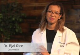 A Message From Dr. Rice