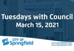 Tuesdays with Council – March 16, 2021