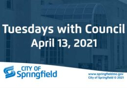 Tuesdays with Council – April 13, 2021