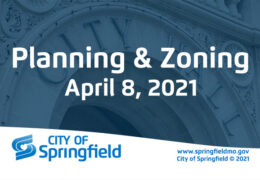 Planning & Zoning Commission – April 8, 2021