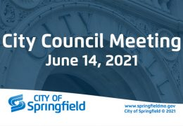 City Council Meeting – June 14, 2021