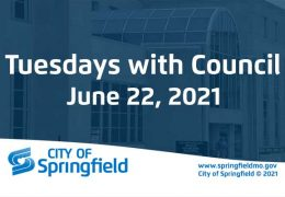 Tuesdays with Council – June 22, 2021