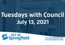 Tuesdays with Council – July 13, 2021