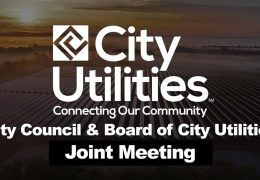Joint City Council & Board of Public Utilities Study Session