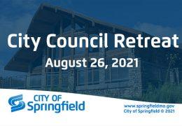 City Council Retreat – August 26, 2021