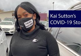 NAACP Springfield President Kai Sutton shares her battle with COVID-19