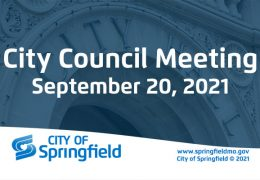 City Council Meeting – September 20, 2021