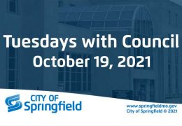 Tuesdays with Council – October 19, 2021
