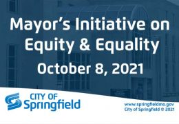 Mayor's Initiative on Equity & Equality   October 5, 2021